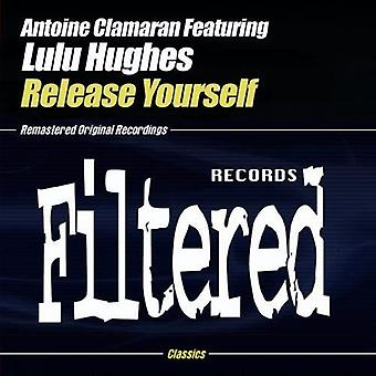 Antoine Clamaran - Release Yourself [CD] USA import