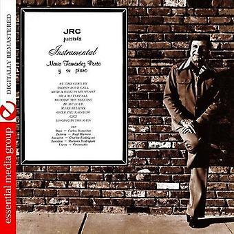 Mario Porta Fernandez - instrumentale: Mario Fernandez Porta Y Su Piano [DVD] USA import