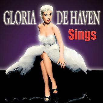 Gloria De Haven - Gloria De Haven synger [CD] USA import