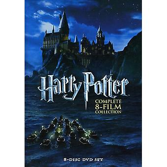 Harry Potter: Komplett 8 Film Collection [DVD] USA import