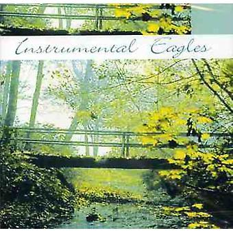 Instrumental Eagles - instrumentale ørne [CD] USA importerer