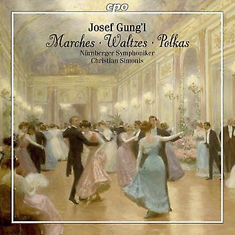 Gung'L - valser marscher polskor [CD] USA import