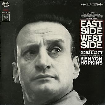 Kenyon Hopkins - East Side West Side [CD] USA import