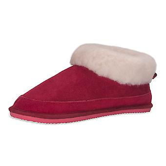 Nordvek Ladies Slippers Genuine Suede Sheepskin Wool Blend Real Womens 440-100