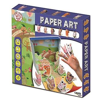 Cayro Paper Art Animals (Toys , Educative And Creative , Arts And Crafts , Origami)