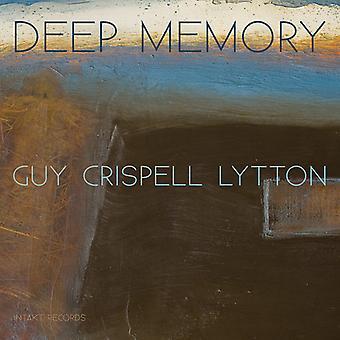 Fyr, B. / Crispel / Lytton - dyb hukommelse [CD] USA import