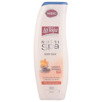 La Toja Nutri Intensive Care Spa Body Milk 400ml