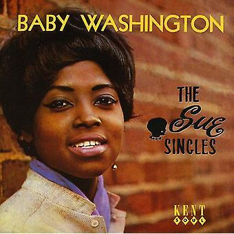 Baby Washington - Sue Singles [CD] USA import