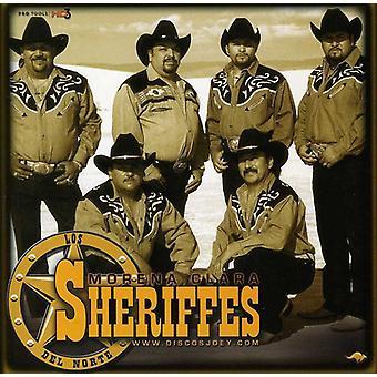 Los Sheriffes Del Norte - Morena Clar [CD] USA import