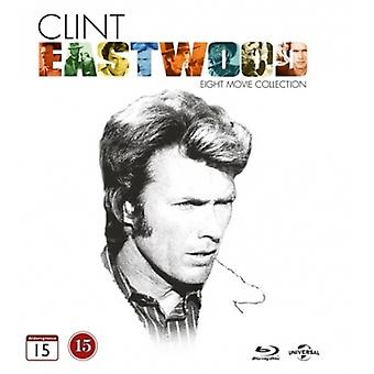 Clint Eastwood samling (Blu-ray)