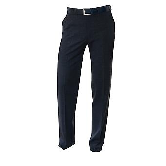 Brook Taverner Avalino Mens Flat Front Suit Trouser