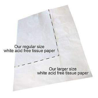 Caraselle Pack of 25 Jumbo Sheets of Acid Free Tissue Paper 750x1000mm
