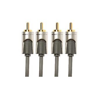 Acuity t + l 720032 RCA cable 2 m