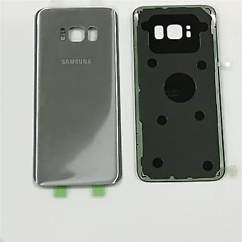 Samsung s8 plus back – battery cover-Arctic Silver – original quality