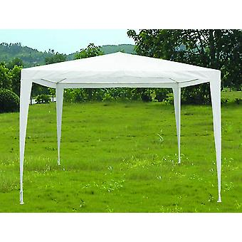 Gazebo 3x3 metri di Slimbridge Wakehurst, bianco