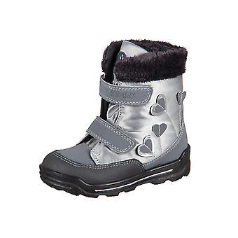 Ricosta Finja Graphit Silber Kent Randy 3735200452 universal  kids shoes