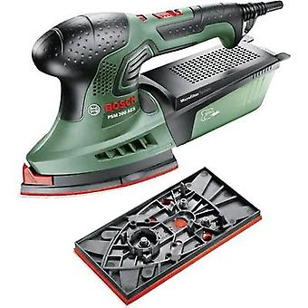 incl. case 200 W Bosch Home and Garden PSM 200 AES