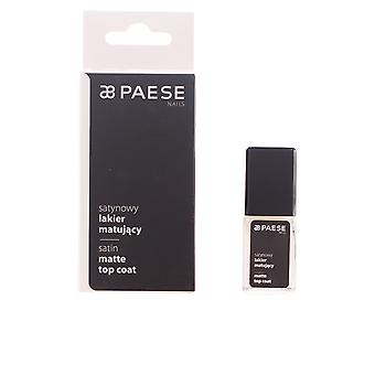 Paese Nail Care Matte Coat New Womens Cosmetics Sealed Boxed