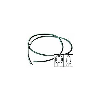 Universal Oven Door Seal Kit With Clips