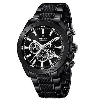 Festina mens watch sports prestige chronograph F16889/1