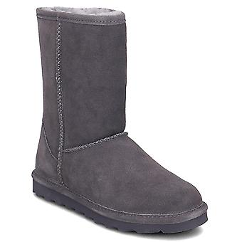 Bearpaw Elle Short 1962WCHARCOAL   women shoes