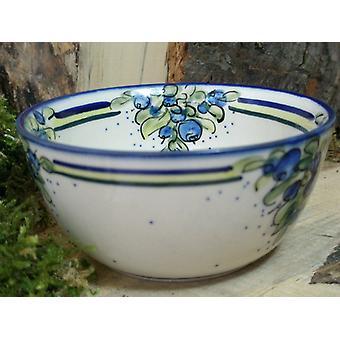 Salade Bowl ø 13 cm, hoogte 6 cm, 40, Bunzlauer aardewerk - BSN 6757