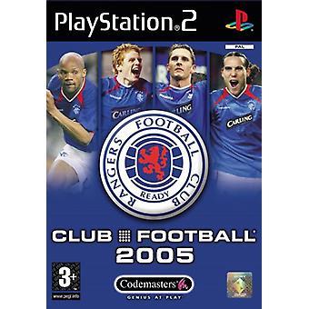 Rangers de Club Football 2005 (PS2)