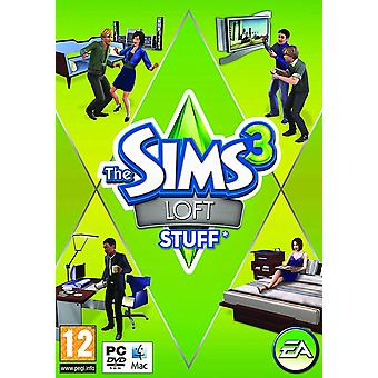 Electronic Arts The Sims 3 Loft ting PC DVD spil