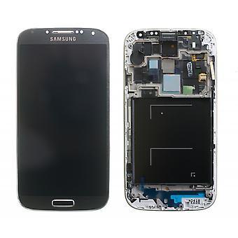 Für Samsung Galaxy S4 - I9505 - brandneue komplette LCD Touch Display - schwarzen Nebel - Servicepack