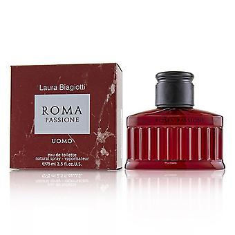 Laura Biagiotti Roma Passione Uomo Eau De Toilette Spray 75ml/2.5oz