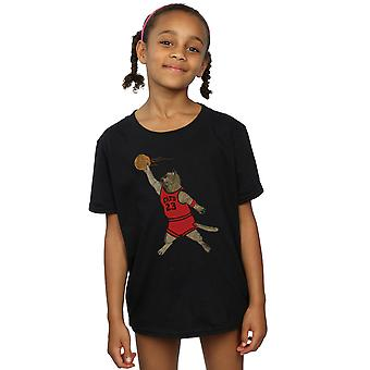 Pepe Rodriguez Girls Cat Air T-Shirt