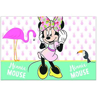 Minnie tropical mouse party tablecloth 120 x 180 cm Kids Birthday 1 piece