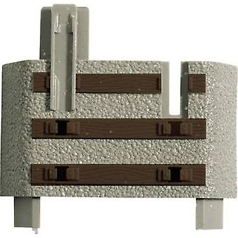 H0 Roco GeoLine (incl. track bed) 61183 Sleeper endpiece