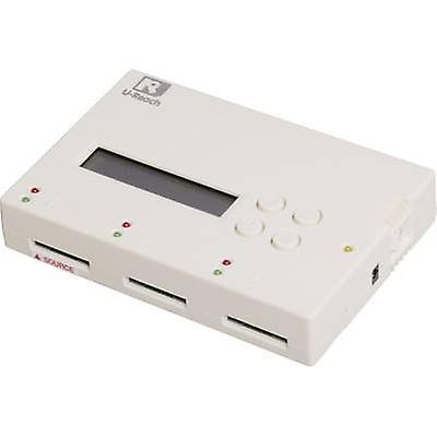 2 x cartes mémoire copier portable station Renkforce SD300