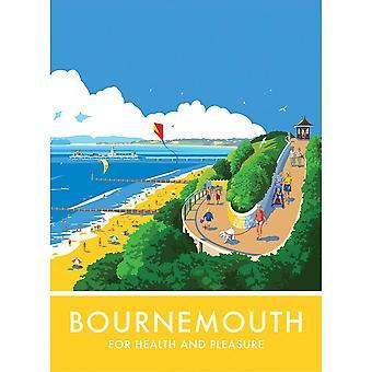 Bournemouth Fridge Magnet