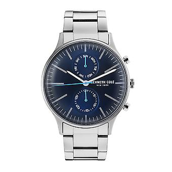 Kenneth Cole New York men's watch wristwatch stainless steel KC50585002