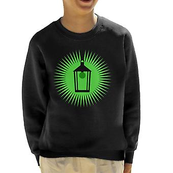 Must Read Books Green Light Great Gatsby Kid's Sweatshirt