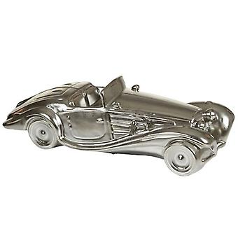 Wellindal Silver Car Figure (Decoration , Figures and statues)