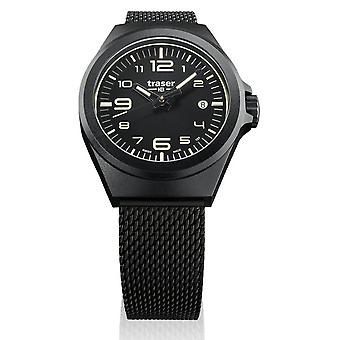 Traser H3 watch P59 essential S Black 108204