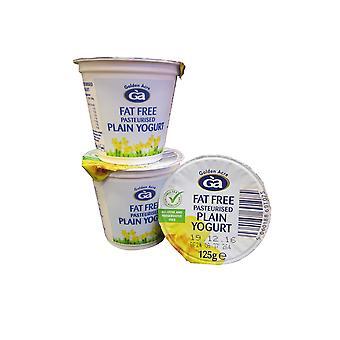 Golden Acre Fett frei Plain Joghurt