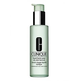 Clinique Liquid Facial Soap öligen Haut 200 ml