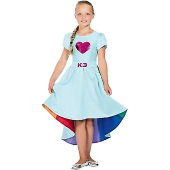 Kinder kostuums K3 Love Cruise jurk