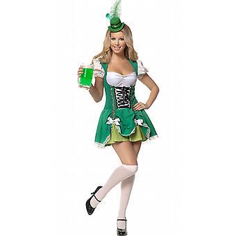 Waooh 69 - Female Costume Saint Patrick