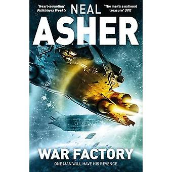 War Factory - Transformation - Book Two by Neal Asher - 9780330524612 B