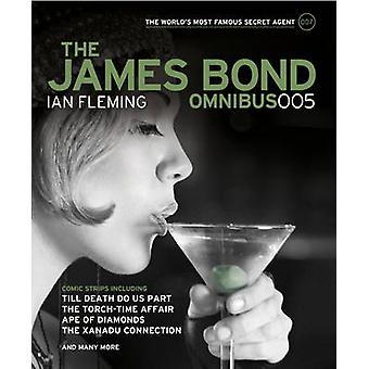 The James Bond Omnibus - v. 005 by Jim Lawrence - Yaroslav Horak - 978