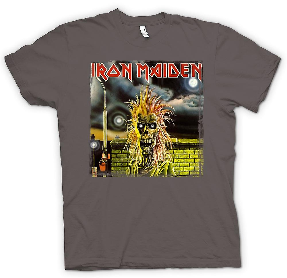 Vrouwen T-shirt - Iron Maiden - Album Art