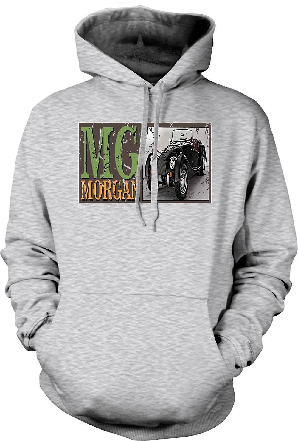 Mens hettegenser - Mg Morgan Classic