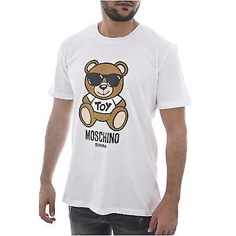 Printed Shirt Tee Logoté 3a1915 - Moschino