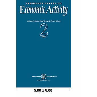 Brookings Papers på ekonomisk verksamhet 1998 -2 - makroekonomi - 1998-