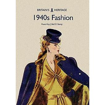 1940s Fashion by Fiona Kay - 9781445679150 Book